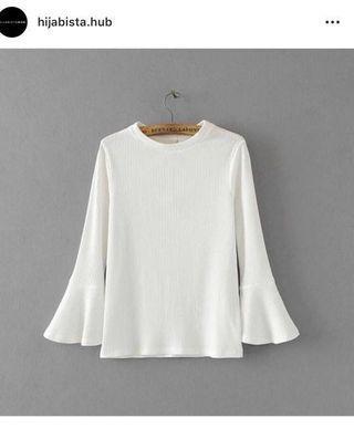 White Inner Top