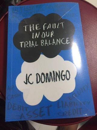 The Fault in our Trial Balance by Sir Jc Domingo