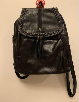 PU Leather Backpack-Name Your Price