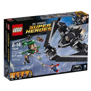 🚚 76046 heroes of Justice sky high battle lego