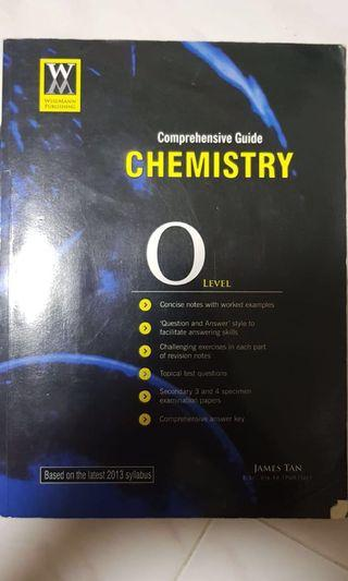 🚚 O Level Chemistry Comprehensive Guide WiseMann Publishing