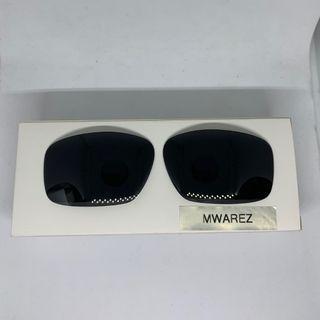 Scalpel Black POLARIZED Replacement Lenses for Oakley Scalpel Sunglasses