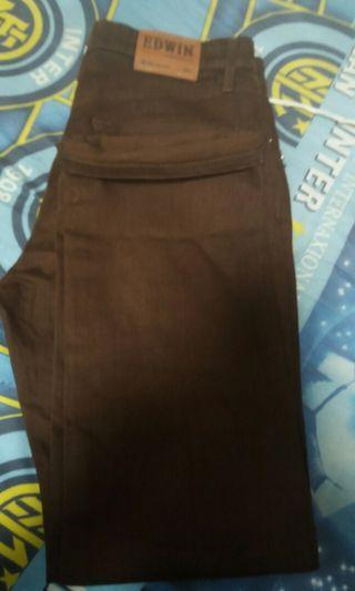 Jeans edwin brown
