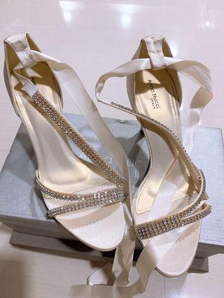 """Anna Nucci Wedding Heels 2.5"""""""