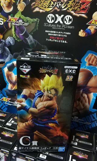 Goku SSJ Inchiban Kuji