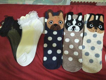 🚚 襪子 韓妞造型襪