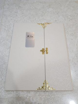🚚 Wedding Guest Book