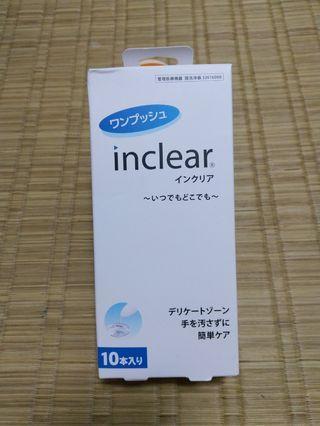 inclear (10支裝)