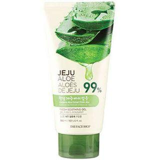 The Face Shop Jeju Aloe Vera Fresh Soothing Gel