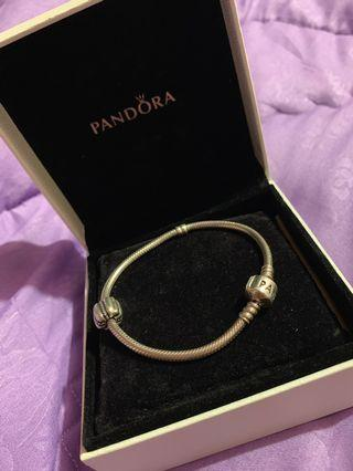 Gelang Pandora ORI sg jarang bnget dipake + Box