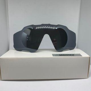 Jawbreaker Titanium DYM Replacement Lenses for Oakley Jawbreaker Sunglasses