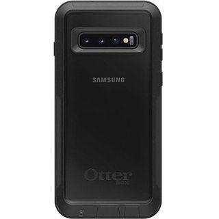 Otterbox Galaxy S10 Pursuit Series Black Clear case