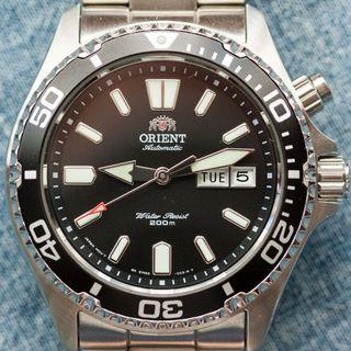 Rare Orient Mako First Generation ( Discontinued )