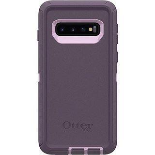 Otterbox Galaxy S10 Defender Series Case Purple Nebula