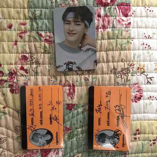 WTS NCT OFFICIAL PHOTOCARDS