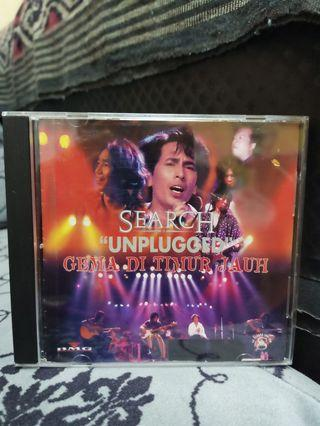 SEARCH UNPLUGGED CD