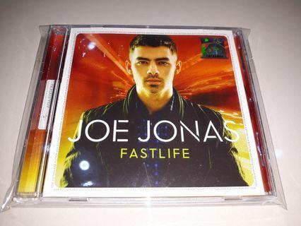 Joe Jonas-Fast Life CD