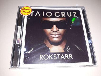 Taio Cruz-Rockstar CD