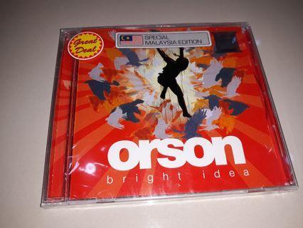 Orson-Bright Idea CD