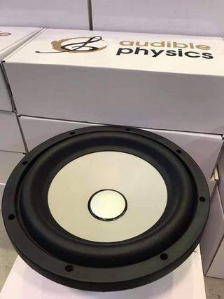 Audible Physics Avatar Subwoofer 10 inch