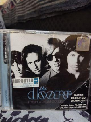THE DOORS PLATINUM COLLECTION