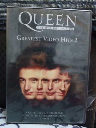 QUEEN THE DVD COLLECTION