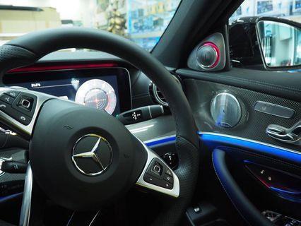 Top Palace Plug And Play 3D Tweeter Mercedes Benz