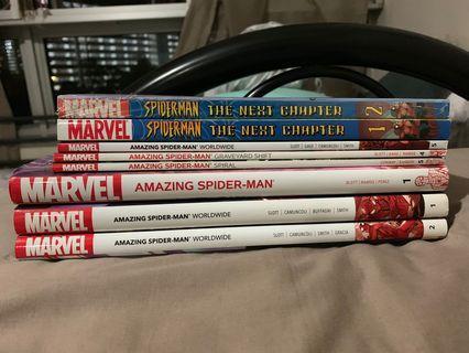 🚚 Amazing spider-man set