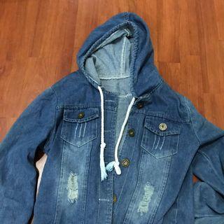 Denim Jacket Crop