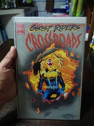 🚚 Ghost Riders - Crossroads Marvel Edge One-shot