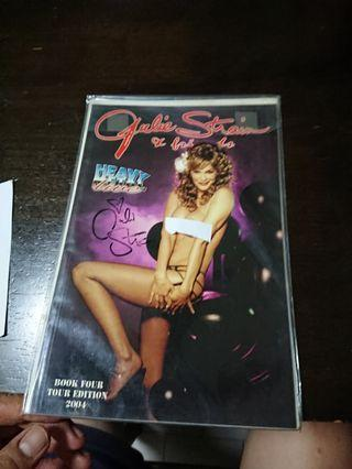 Julie Strain and Friends Nude Edition (signed)