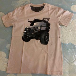 Kaos Oblong Gambar Jeep