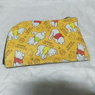 🚚 全新維尼Winnie the Pooh 迪士尼 外出包 小包