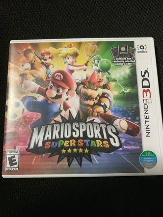 🚚 3DS Mario Sports