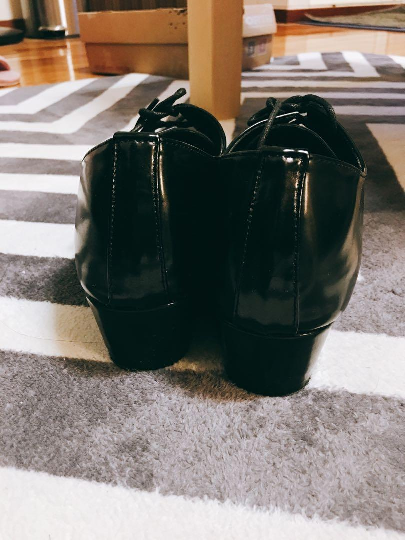 黑色紳士鞋