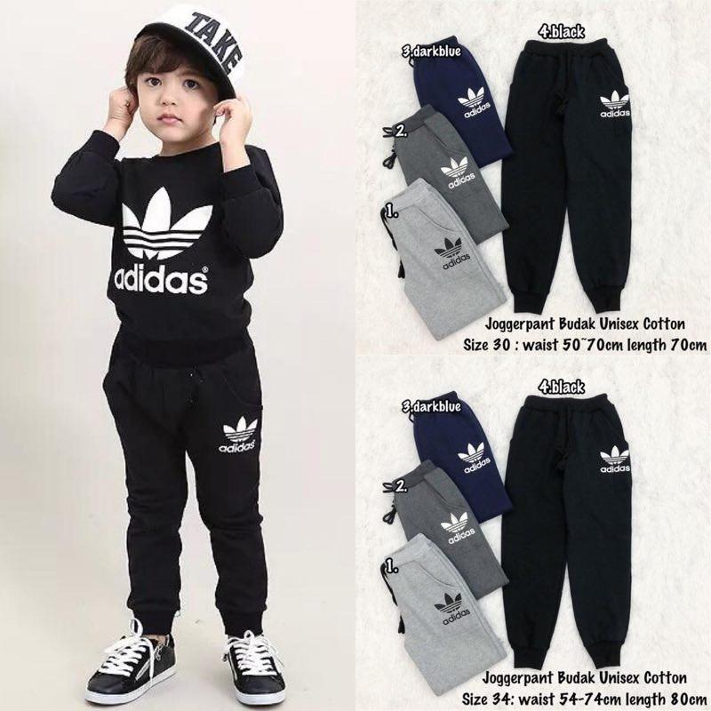 Adidas Kid's Jogger Pants, Babies