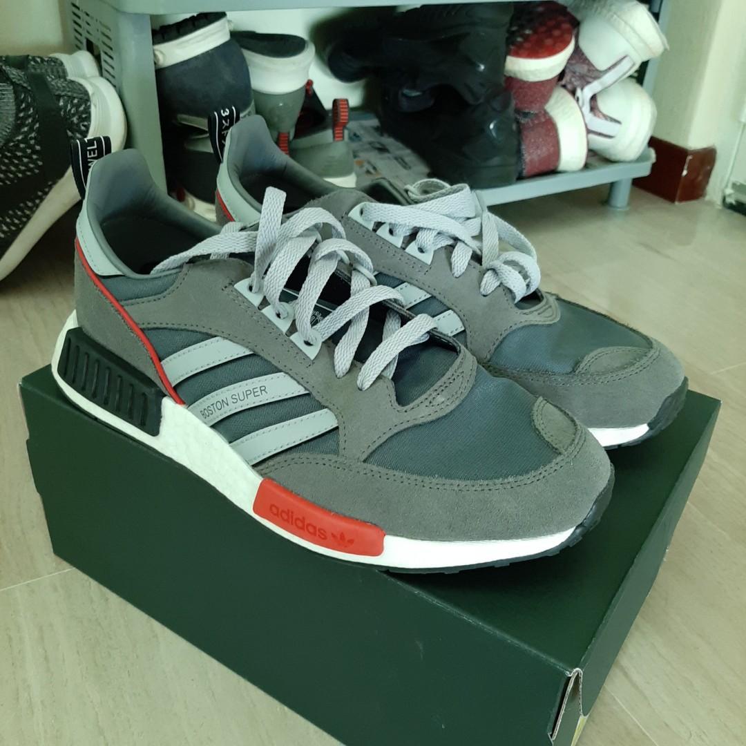 competitive price f774e 947cb Adidas NMD Boston Super XR1 - US 8, Men's Fashion, Footwear ...