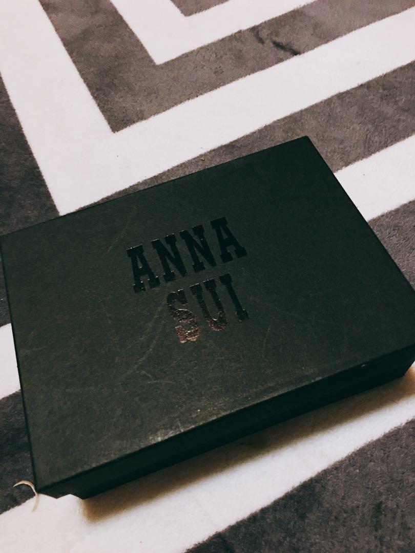 Anna sui皮夾