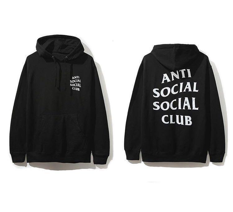 ASSC mind games hoodie - XL