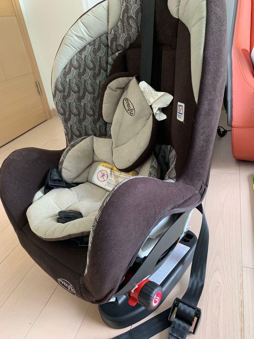 Baby Car Seat (1-5 yrs old)