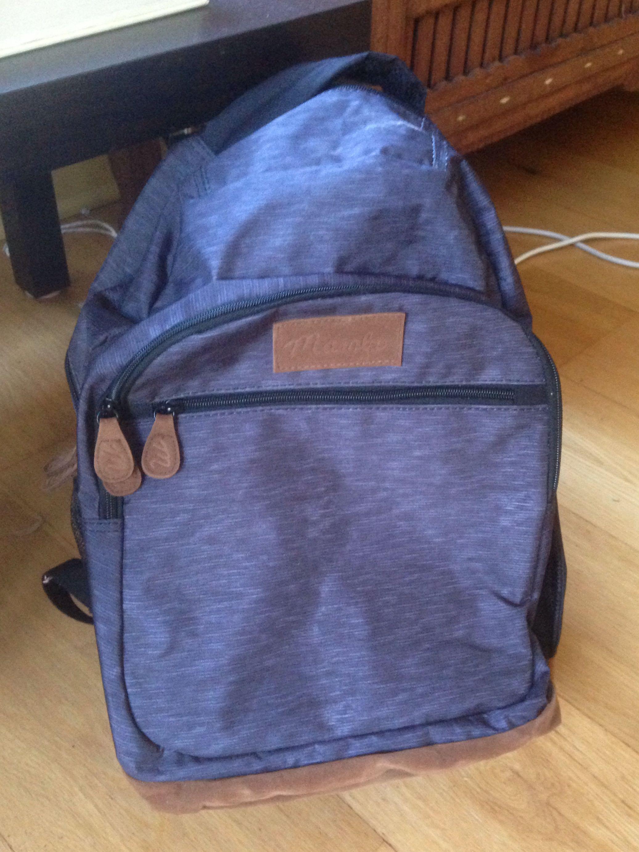 Backpack mambo