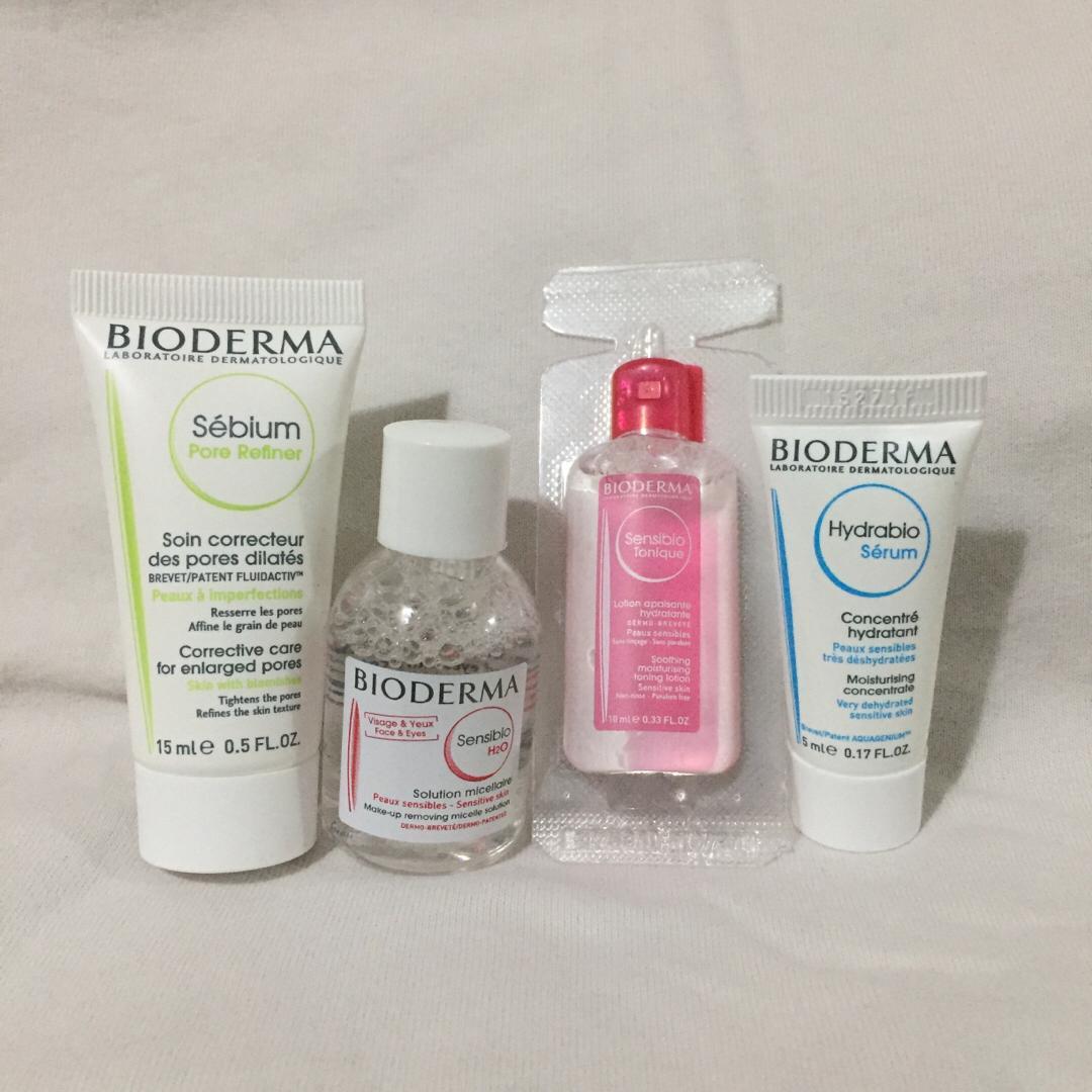 Bioderma Travelling Kit