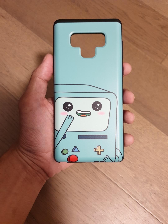 Case Samsung Note 9 Asli beli di Korea 100%