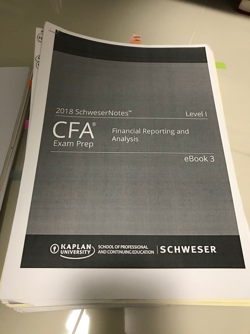 Cfa Level 3 Study Guide 2015 Ebook