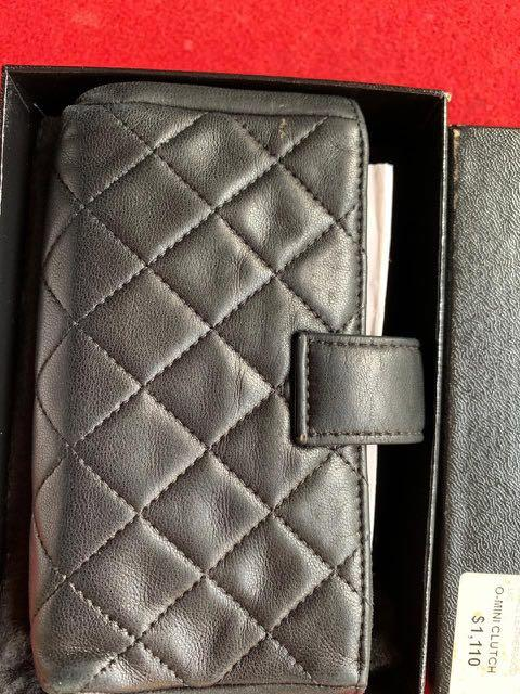 Chanel wallet/dompet chanel