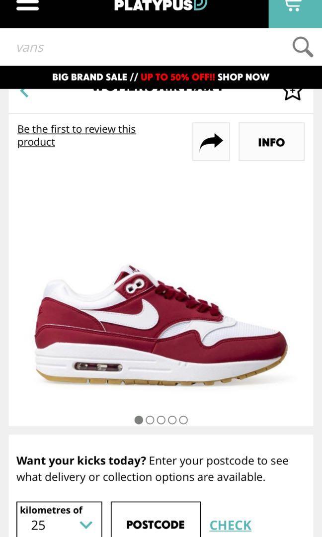 CHEAP!! Nike airmax 1