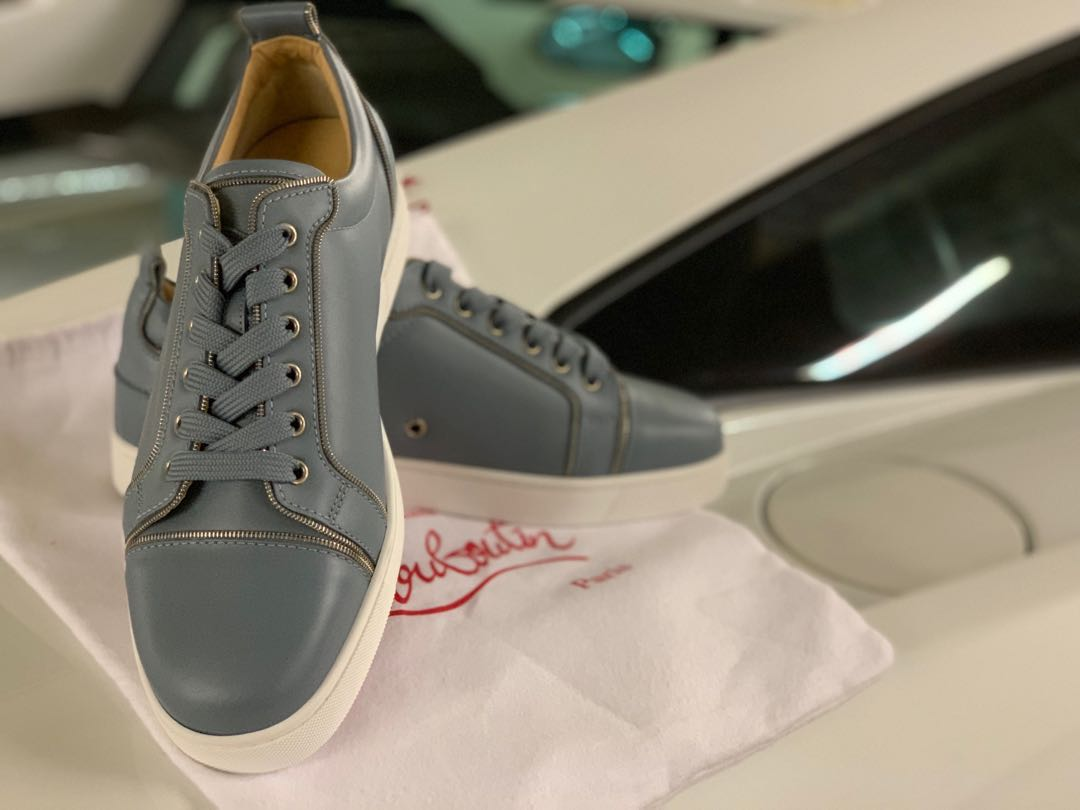 save off b9613 c9d47 Christian Louboutin men sneakers