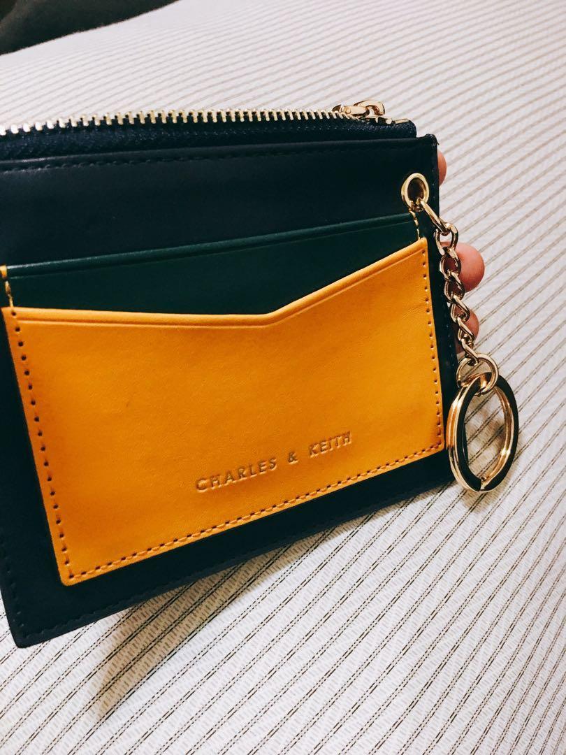 小ck零錢卡包