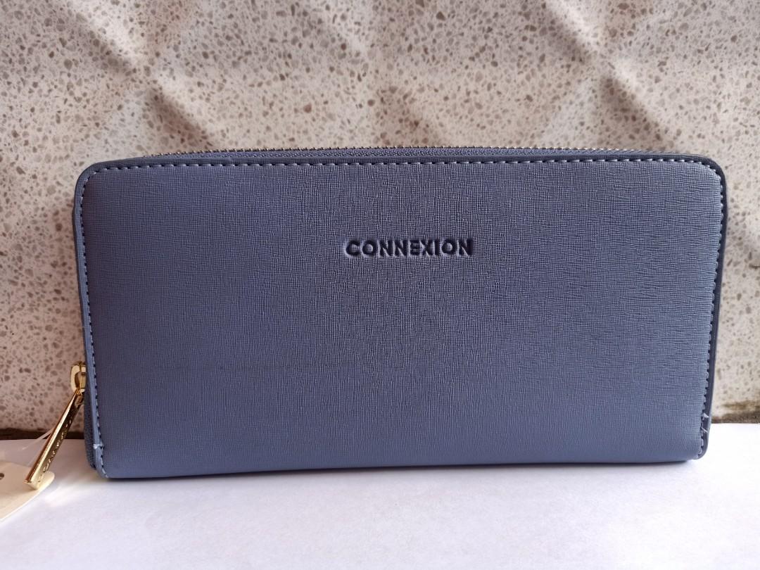 Connexion Wallet - Navy Blue