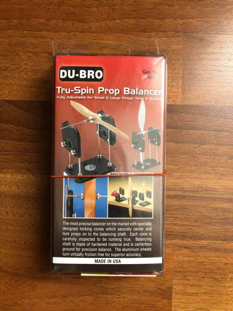 Du-Bro Tru-Spin Prop Balancer, Photography, Drones on Carousell
